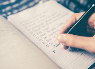 creating bucket list