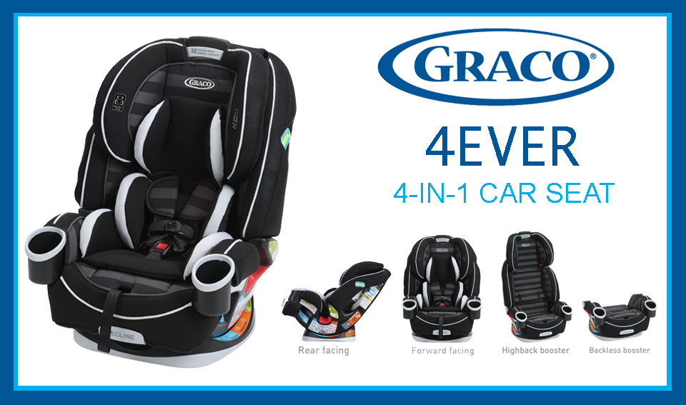 GRACO Makes Choosing A Car Seat Easy And Stress Free